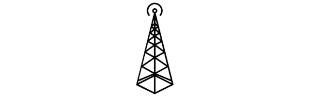 amateur radio tower